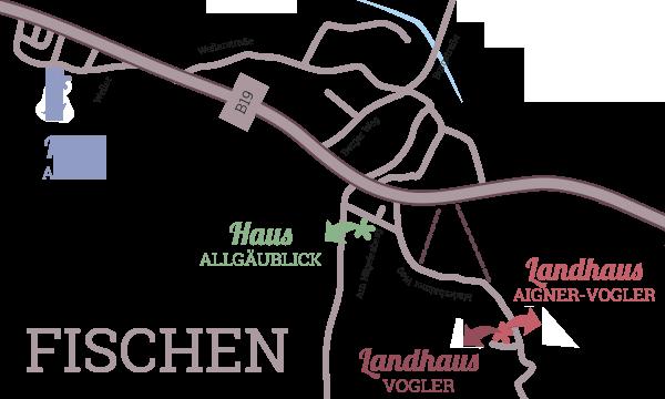 amazon store brand new Landhaus Aigner-Vogler | Ferienwohnungen in Fischen